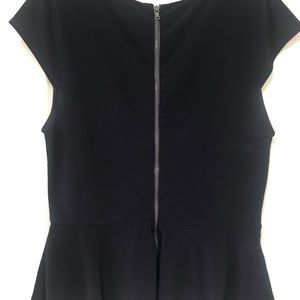 Alice and Olivia Peplum style top.